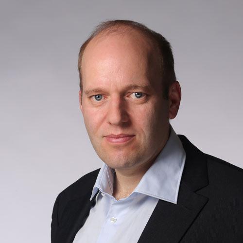 Porträt Michael Janssen Datenanalyst –Google Analytics